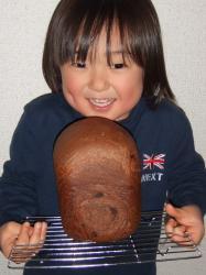 2008年3月1日チョコレートパン
