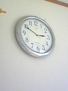 電波時計2