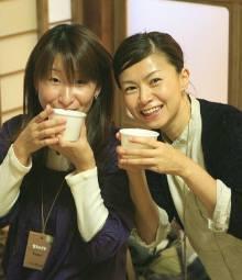 kayoちゃん&satokoちゃん