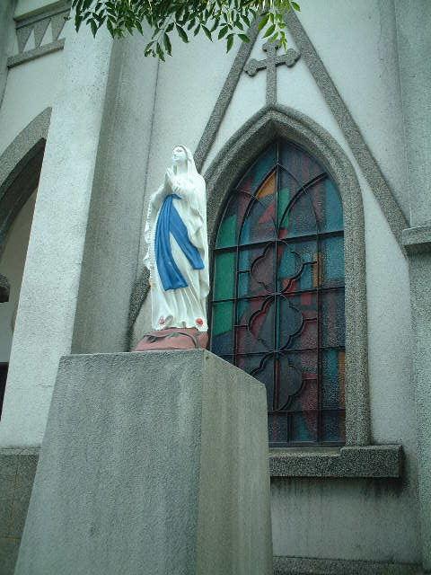 沖ノ島教会#2