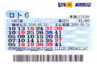 ロト6_407回