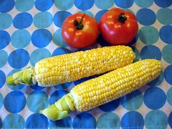 とうきび&トマト