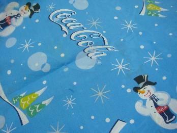 クリスマス布