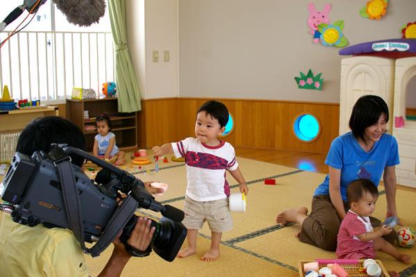 TV取材06