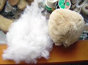 これがプリメーラの綿