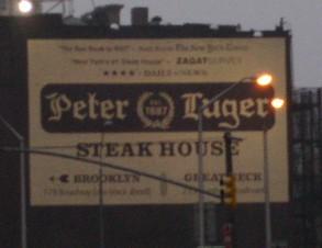 Peter Luger 1
