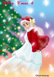 クリスマス~天使さん6