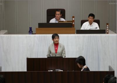 栗山9月議会 一般質問 全体