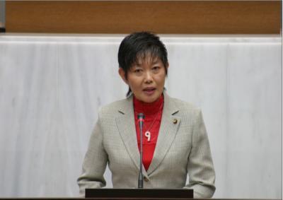 栗山写真 9月議会②