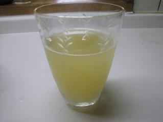 レモンジンジャーエール