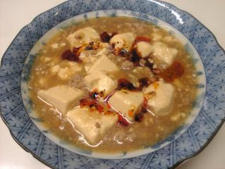 和風マーボー豆腐