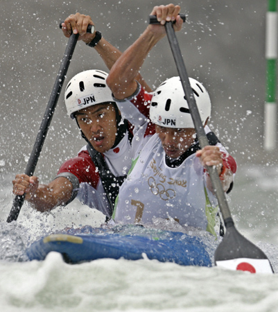 SANMA&NAGAO選手