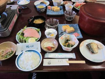 2011.11.7朝食