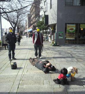 2012.3.16撮影中