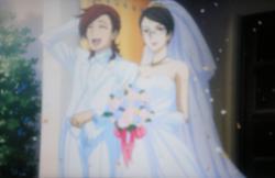コーラサワー結婚