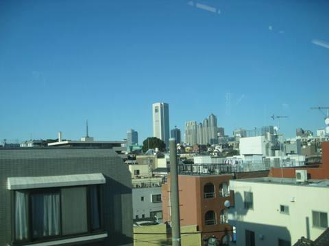 08年2月東京行き
