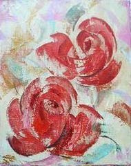 薄紅の薔薇2