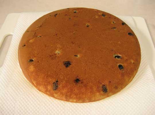 黒豆パンケーキ
