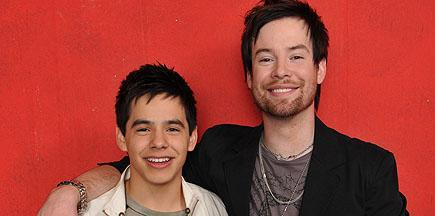 David Cook&David Archuleta