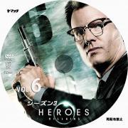 HEROES SEASON3-6