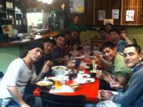 March 17th, 2012 分隊長打ち上げ (3)