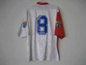 レンジャース 96-97(A)s/s #8 #1