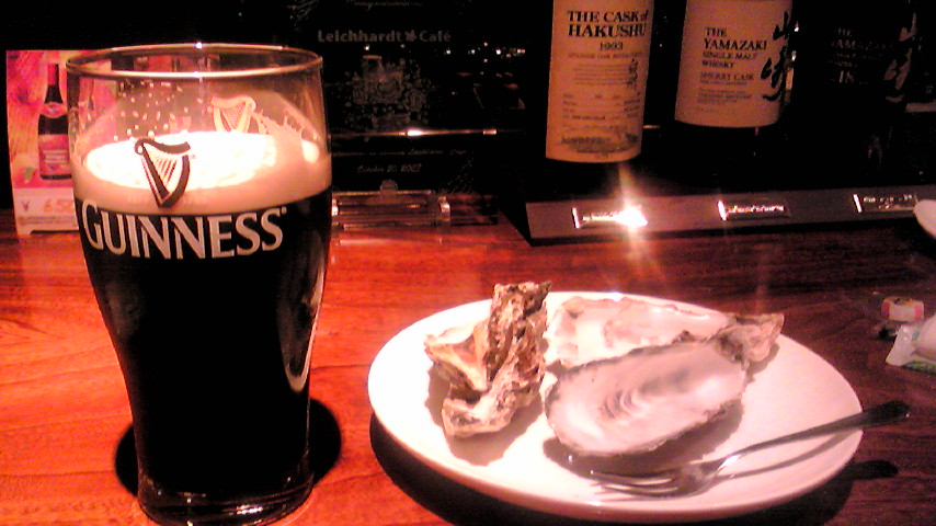 with GUINESS