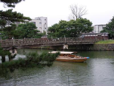 松江-堀めぐり
