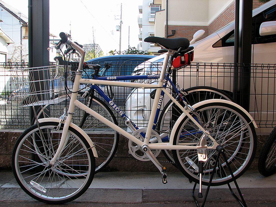 無印良品 自転車 マウンテンバイクの画像