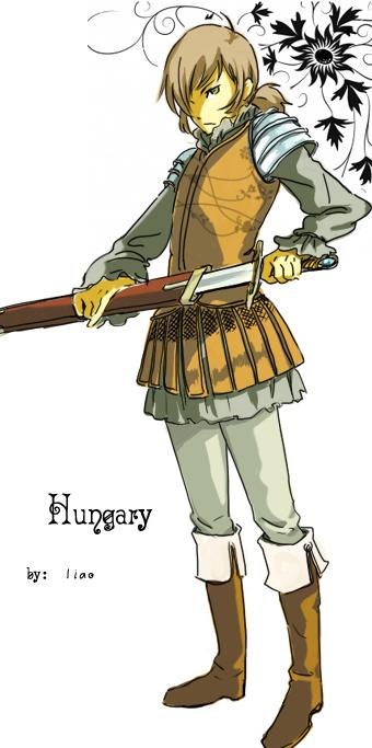 匈牙利副本