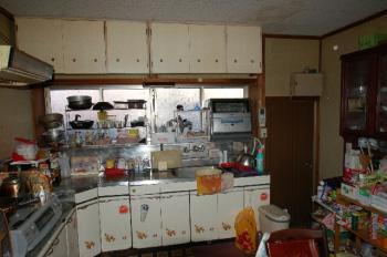 既設キッチン1