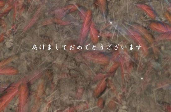 あけおめ2009