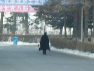 中国の剣士~その3