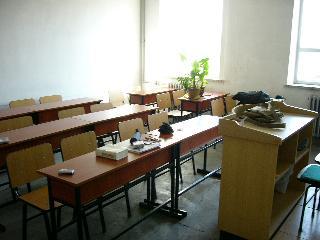 中国:留学生の教室~角度を変えて