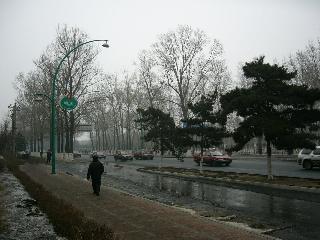 中国:どんよりとした天気がブルーな気持ちに拍車をかける・・・