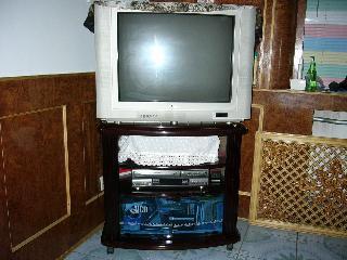 家のテレビとVCD