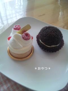 2012 3 22ケーキ