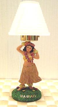 ハワイアン キャンドルランプ