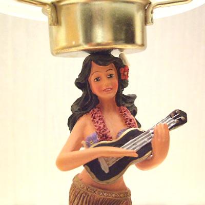 ハワイアン雑貨 キャンドルランプ