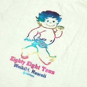 88tees 子供服 キラキラTシャツ