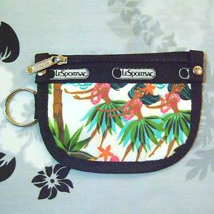 ハワイ限定 レスポ hula柄 キーコインポーチ入荷のお知らせ