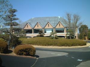 高麗川CC クラブハウス