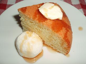 炊飯器ホットケーキ4