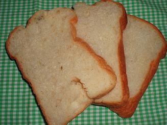 豆乳ハニー食パン