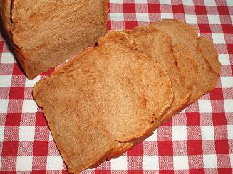 カフェ キャラメル マキアート食パン2