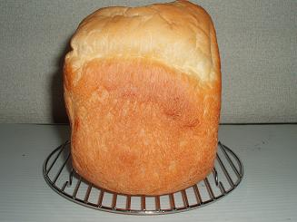 スーパーキングで粉200g食パン