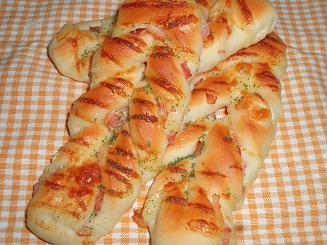 お惣菜スティックパン