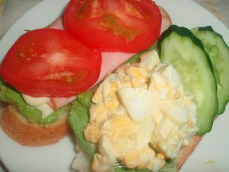 朝食サンド