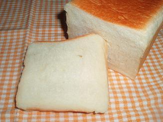 普通の食パン
