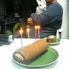 のあとケーキ